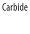 Carbide (HM)