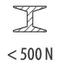сталь < 500 Н/мм²