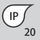 IP Index of Protection IP 20