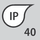 IP Index of Protection IP 40