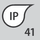 IP Index of Protection IP 41