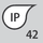 IP Index of Protection IP42