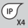 IP Index of Protection IP X4