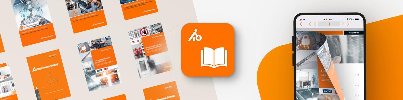 Flip catalogue App