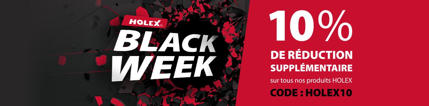 Black Week HOLEX 2020