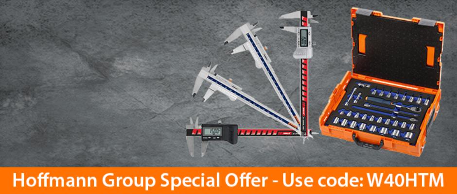 Hoffmann Group UK - 40% Off Hand Tools & Measurement Technology