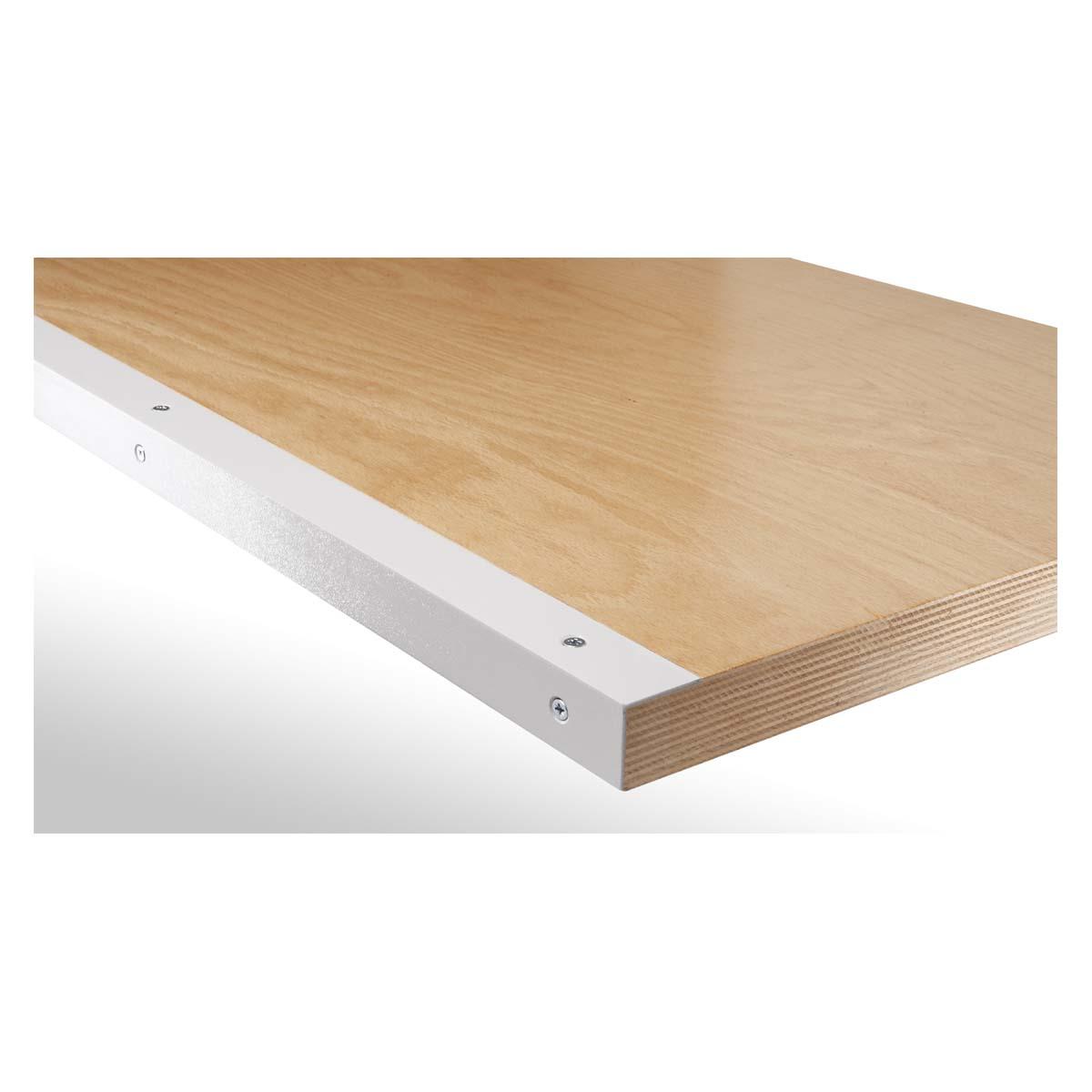 garant arbeitsplatte aus buche multiplex mit kantenschutz tiefe 700 mm 1500 mm garant. Black Bedroom Furniture Sets. Home Design Ideas