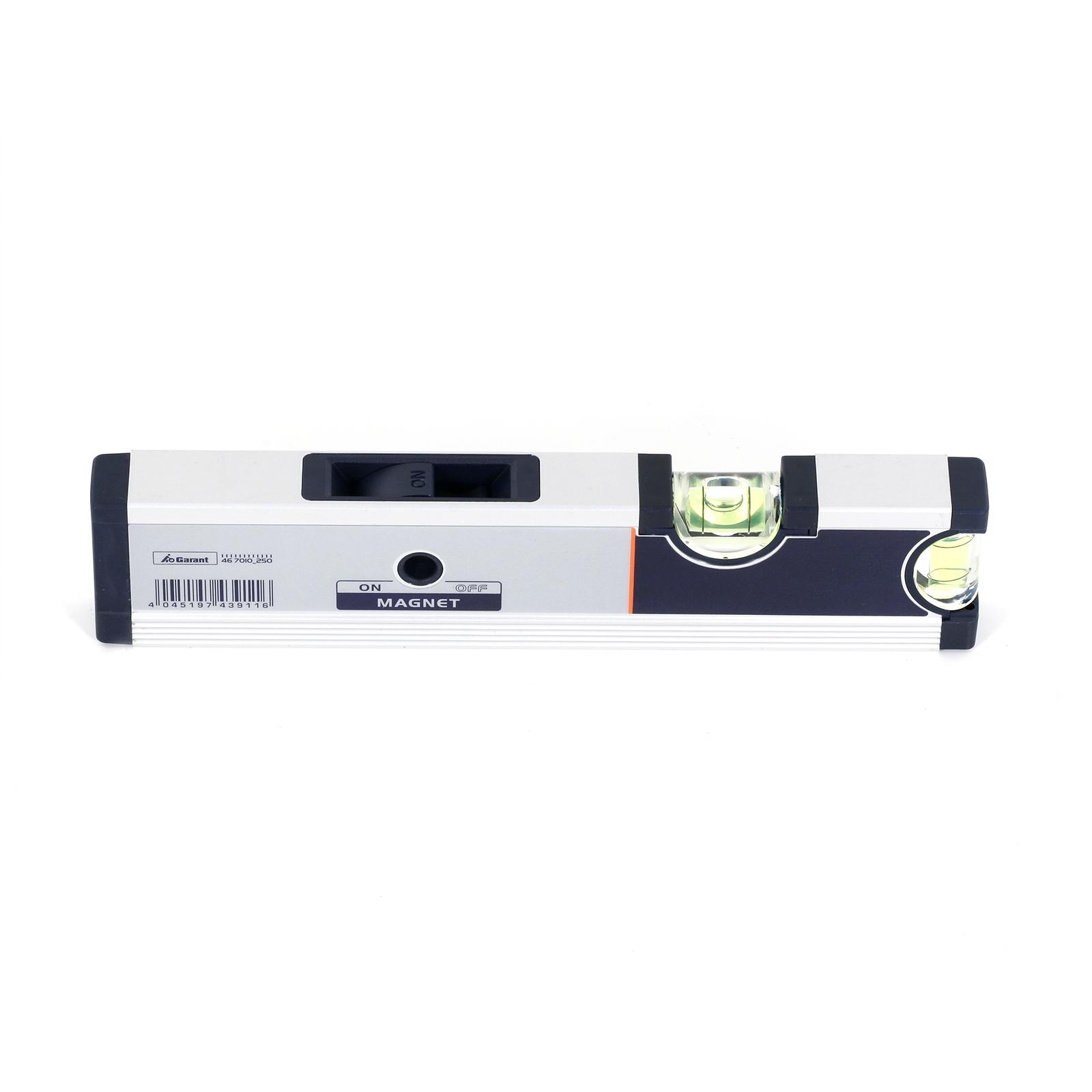 Wasserwaage Mit Magnet : garant wasserwaage mit zuschaltbarem magnet ~ Watch28wear.com Haus und Dekorationen